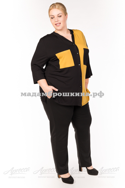 Блуза Пралине (фото, вид 1)