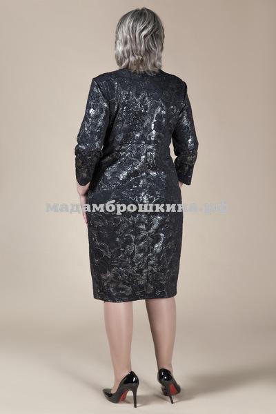 Платье Пуаро (фото, вид 1)