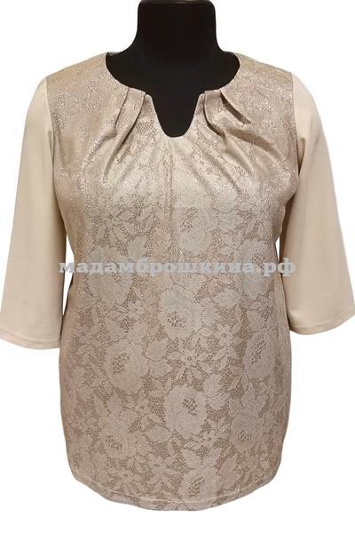 Блуза Фарс (фото, вид 1)