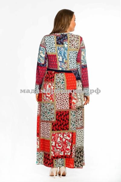 Платье Этнос (фото, вид 2)