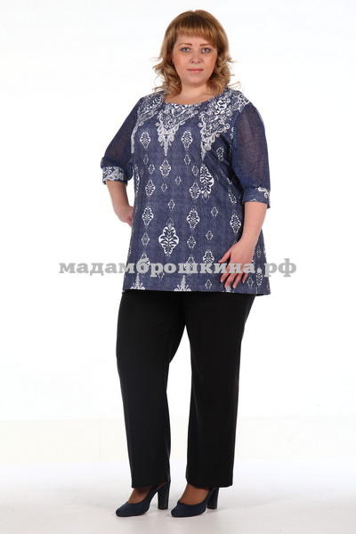 Блуза Саваш (фото, вид 1)