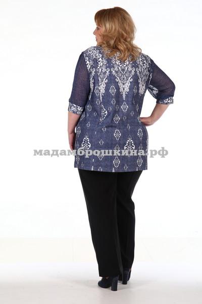 Блуза Саваш (фото, вид 2)