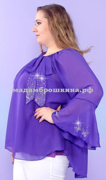 Блуза Сильфида (фото, вид 1)