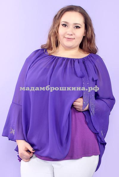 Блуза Сильфида (фото, вид 2)