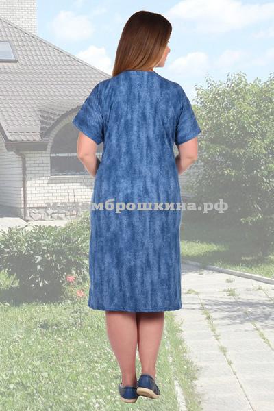 Платье для дома и отдыха Бузина (фото, вид 2)