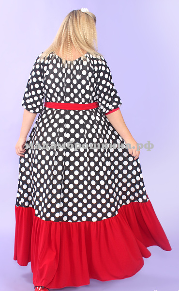 Платье Летиция (фото, вид 4)