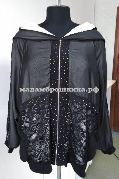 Блуза Милана (фото, вид 4)