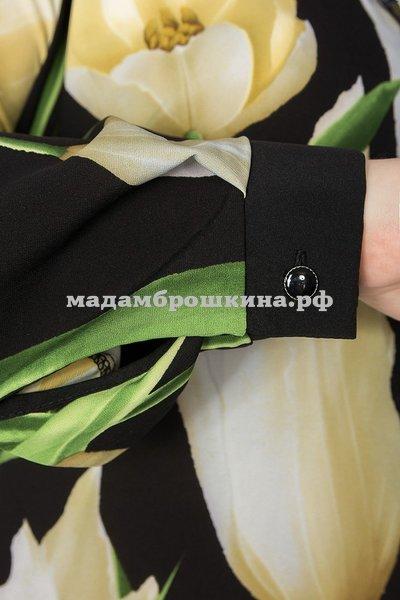 Блуза Салерно (фото, вид 4)