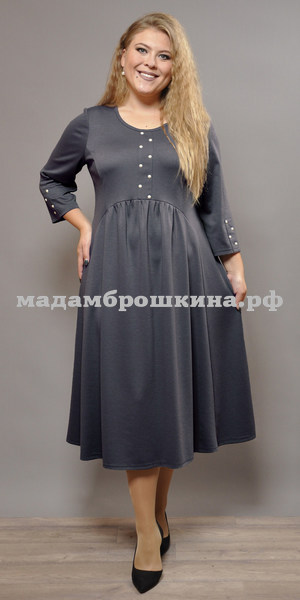 Платье Грей (фото, вид 1)