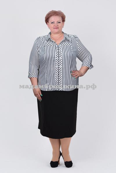 Блуза Респект (фото, вид 1)