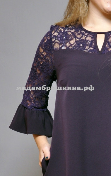 Платье Азиза (фото, вид 3)