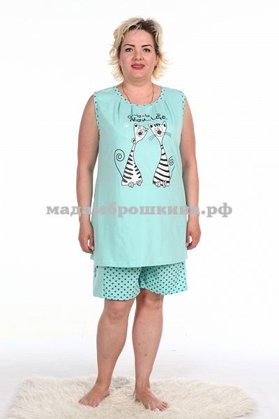 Пижама Киски (фото, вид 1)