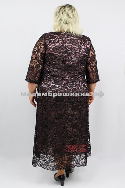 Платье Милагрес (фото, вид 2)