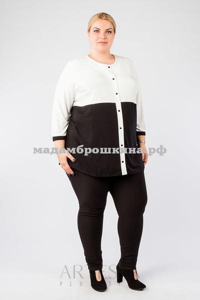 Блуза Домино (фото, вид 1)