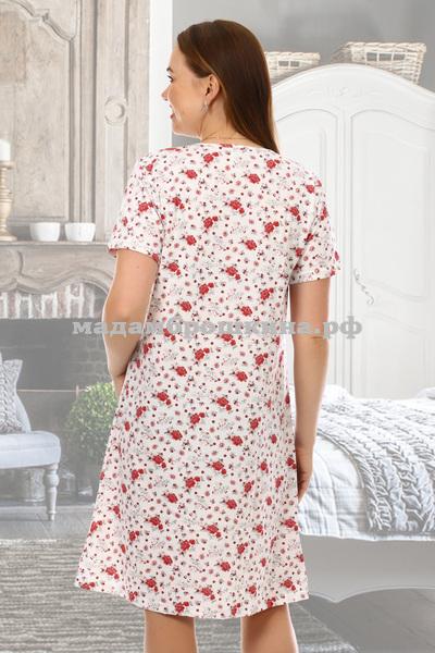 Сорочка ночная Хризантема (фото, вид 1)
