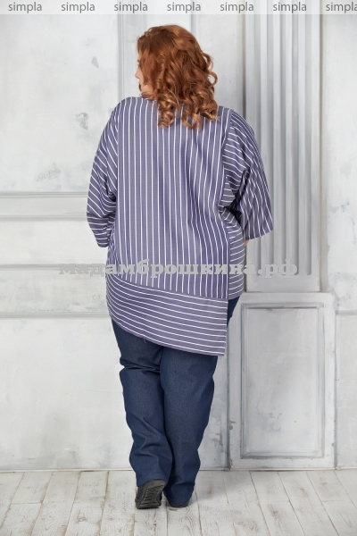 Блуза Маринеро (фото, вид 2)