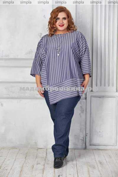 Блуза Маринеро (фото, вид 3)
