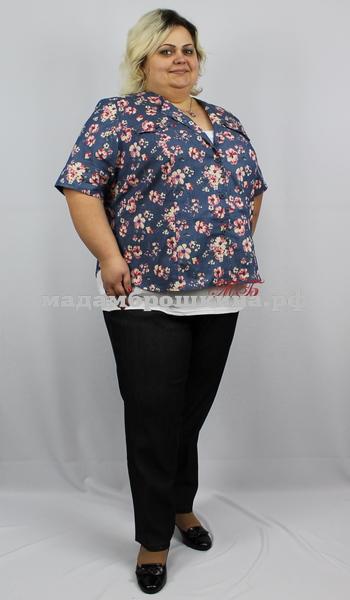 Рубашка Джуси (фото, вид 1)