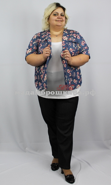 Рубашка Джуси (фото, вид 2)