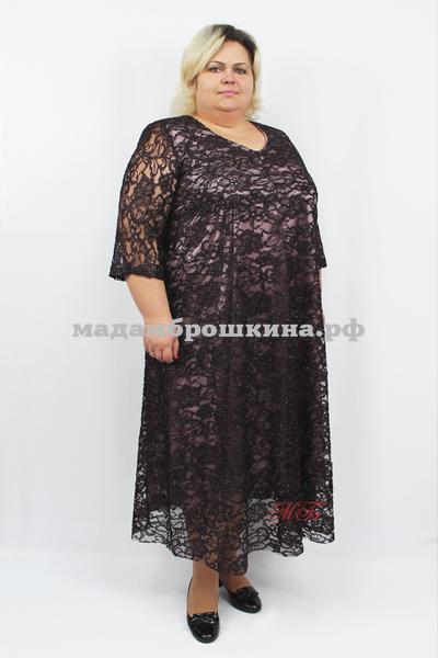 Платье Милагрес (фото, вид 3)