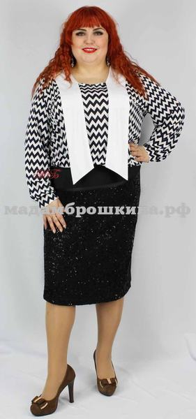 Блуза Сара (фото, вид 1)