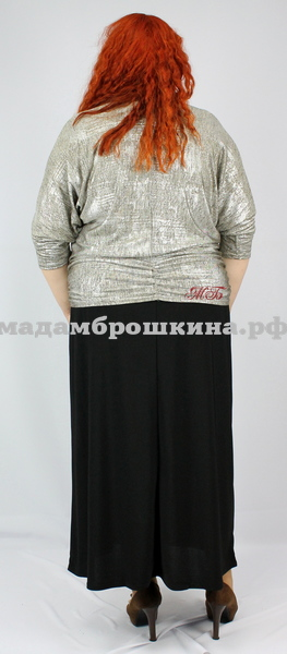 Блуза Коктейль (фото, вид 2)