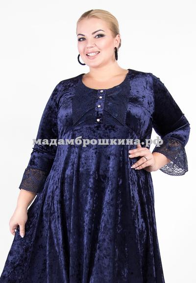 Платье Барыня (фото, вид 2)