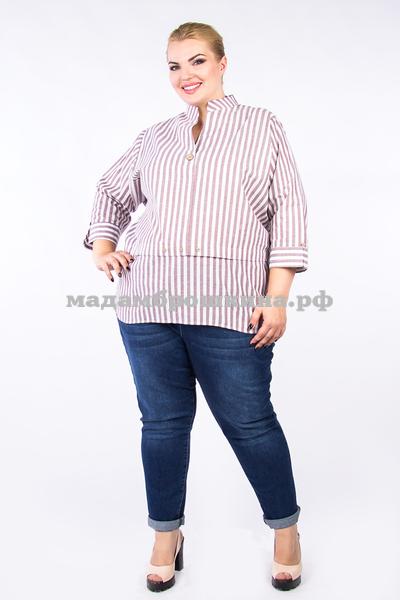 Блуза Либре (фото, вид 1)