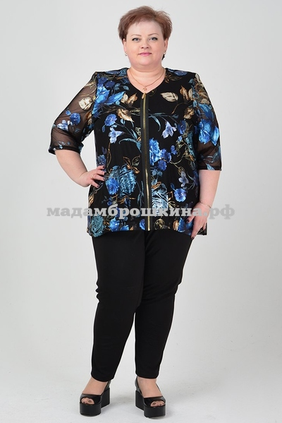 Блуза Селена (фото, вид 1)