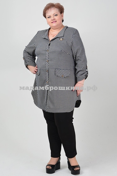 Блуза Феодосия (фото, вид 1)