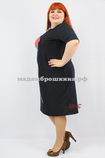 Платье Аделина (фото, вид 1)