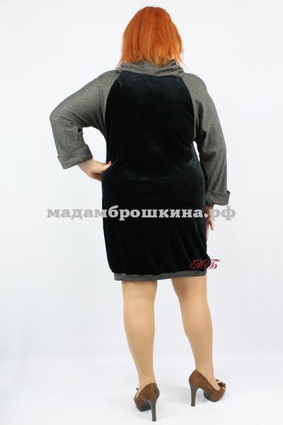 Туника-платье Нео (фото, вид 3)