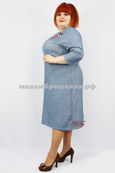 Платье Отто (фото, вид 3)