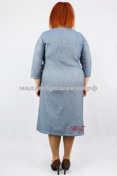 Платье Отто (фото, вид 4)