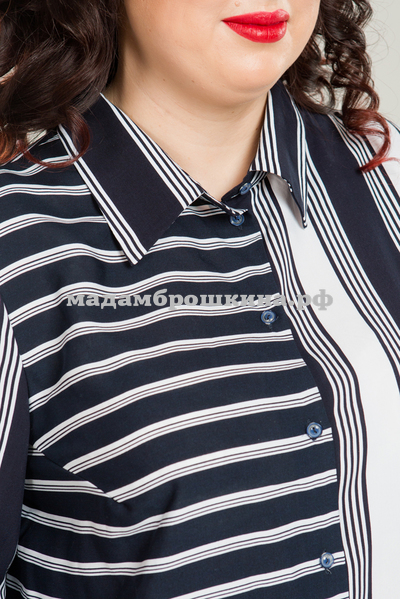 Блуза Иллюзия-2 (фото, вид 4)