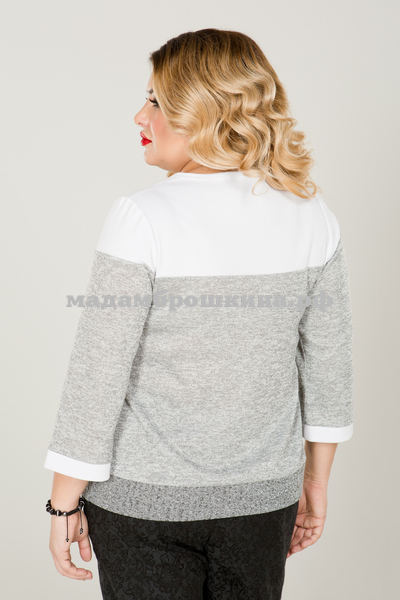 Блуза Клевер (фото, вид 2)