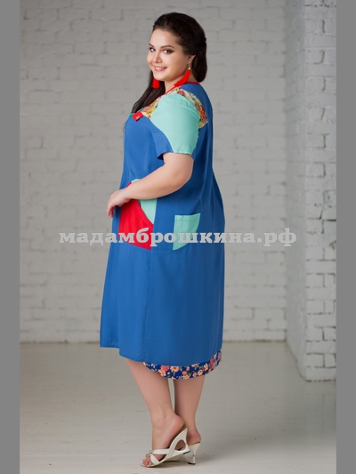 Платье Конфетка-2 (фото, вид 3)