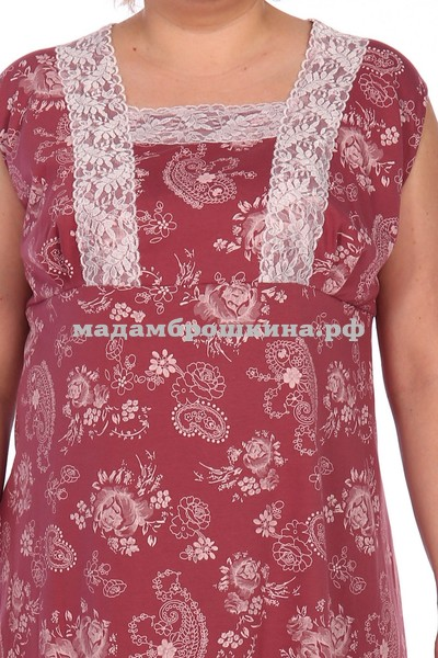 Сорочка ночная Лайф (фото, вид 1)