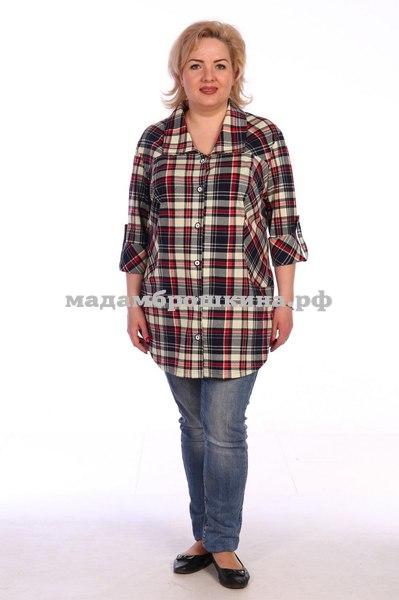 Рубашка Шелли (фото, вид 1)
