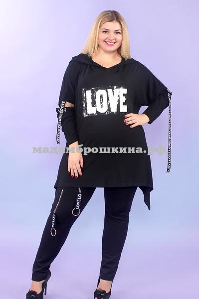 Туника Love Yaber (фото, вид 1)