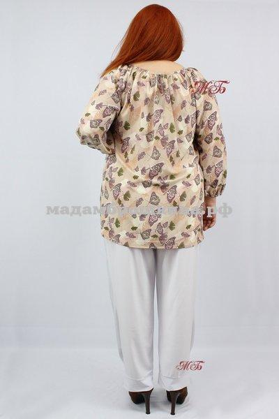 Блуза Футурити (фото, вид 3)