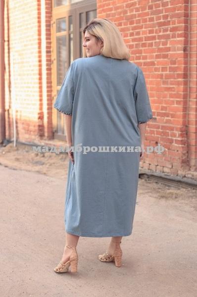 Платье для дома и отдыха Сусана (фото, вид 3)