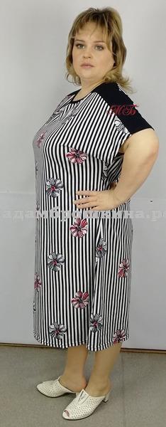 Платье для дома и отдыха Ядвига (фото, вид 2)