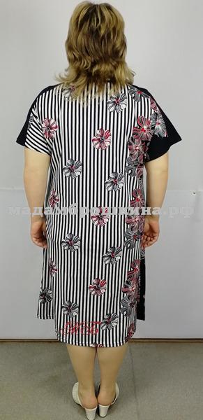 Платье для дома и отдыха Ядвига (фото, вид 3)