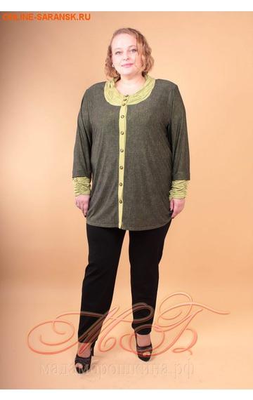 Блуза Джери (фото, вид 1)