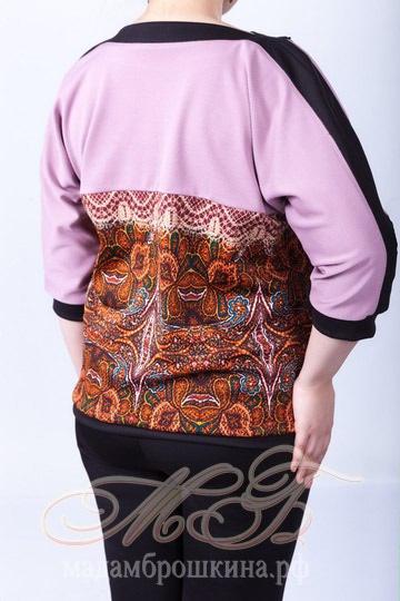 Блуза Инэсса (фото, вид 3)