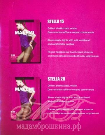 Колготки Malemi Stella 15 den (фото, вид 1)