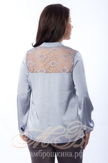 Блуза Айсберг (фото, вид 2)