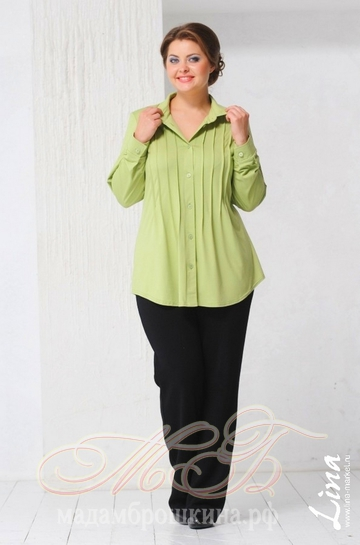 Блуза Зарина (фото, вид 1)