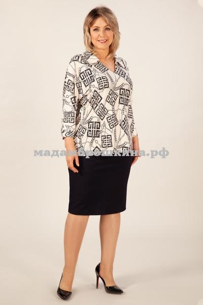 Блуза Ханна (фото, вид 2)